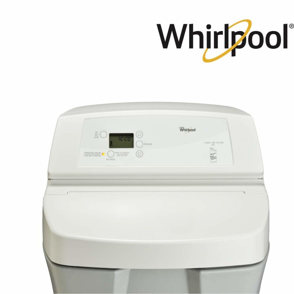 GE Whirlpool WHES40E 40000 Grain softener automatic water regeneration