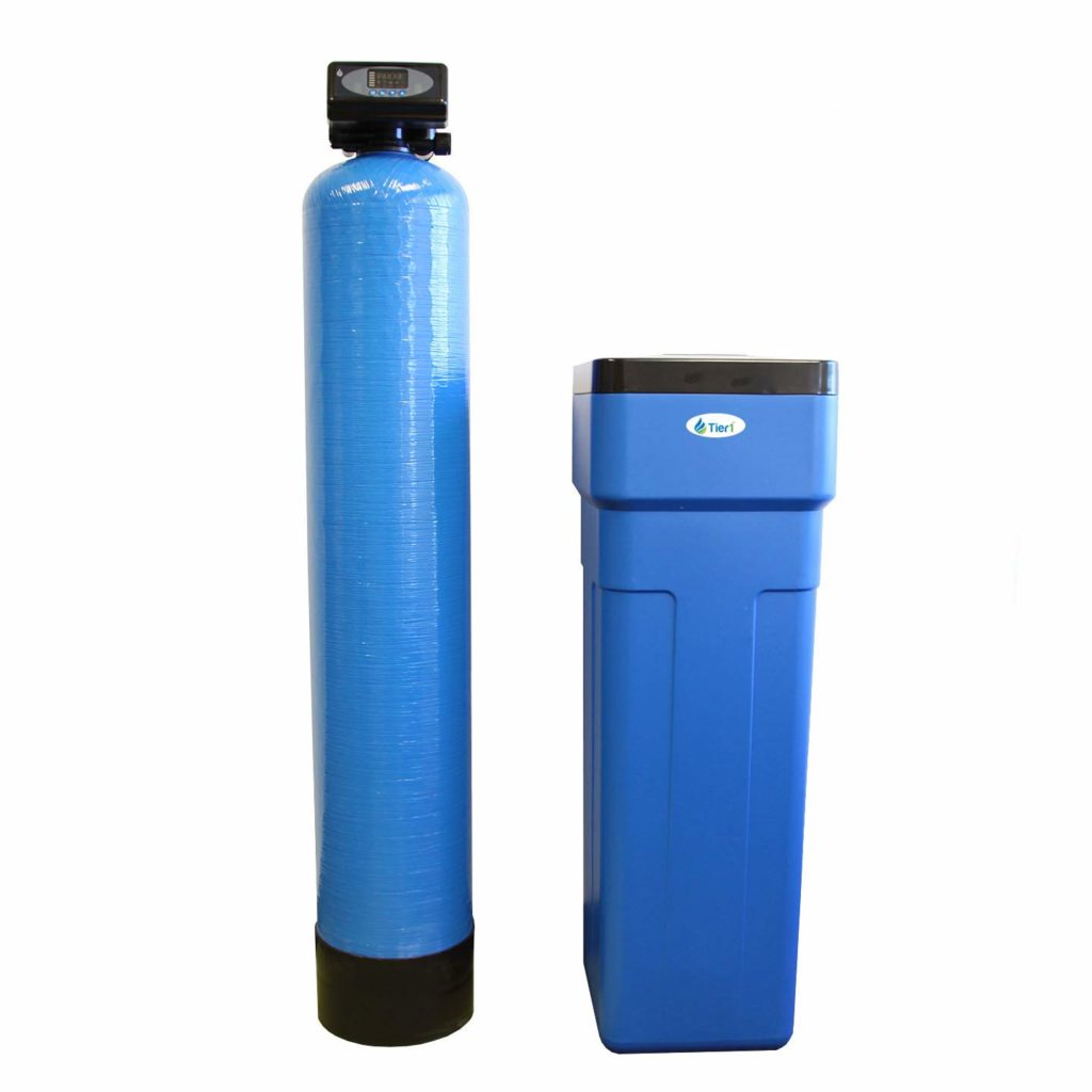 Tier1 Everyday Series 48000 Grain High Efficiency Digital Water Softener