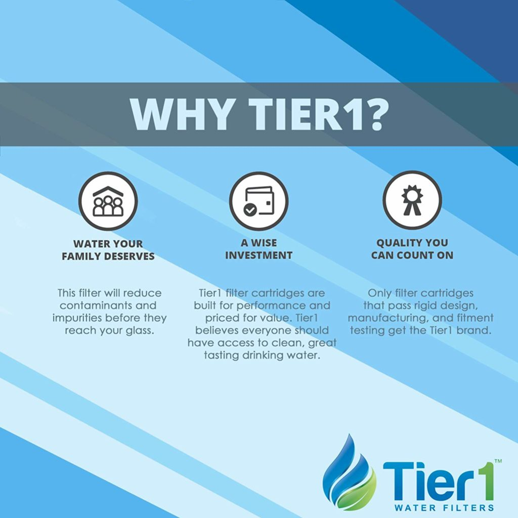 Tier1 Everyday Series 48000 Grain High Efficiency Digital Water Softener 2